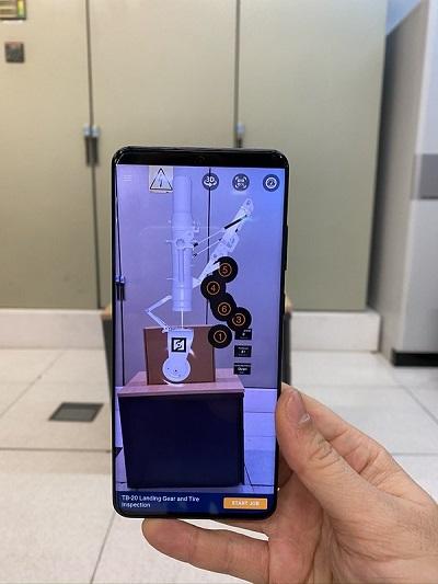 Primera llamada 5G SA europea con smartphone comercial.