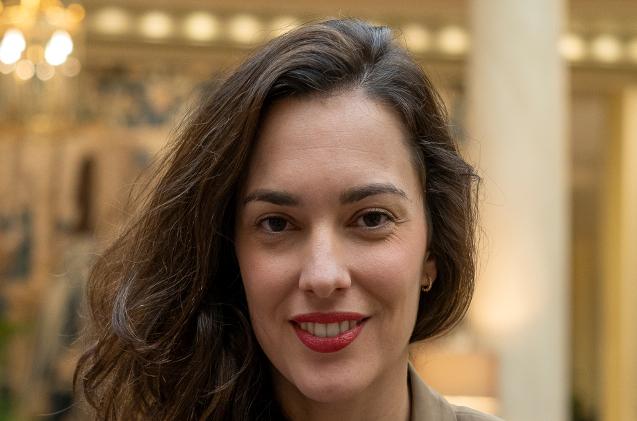 Alba Ruiz, business development manager de Alibaba Group