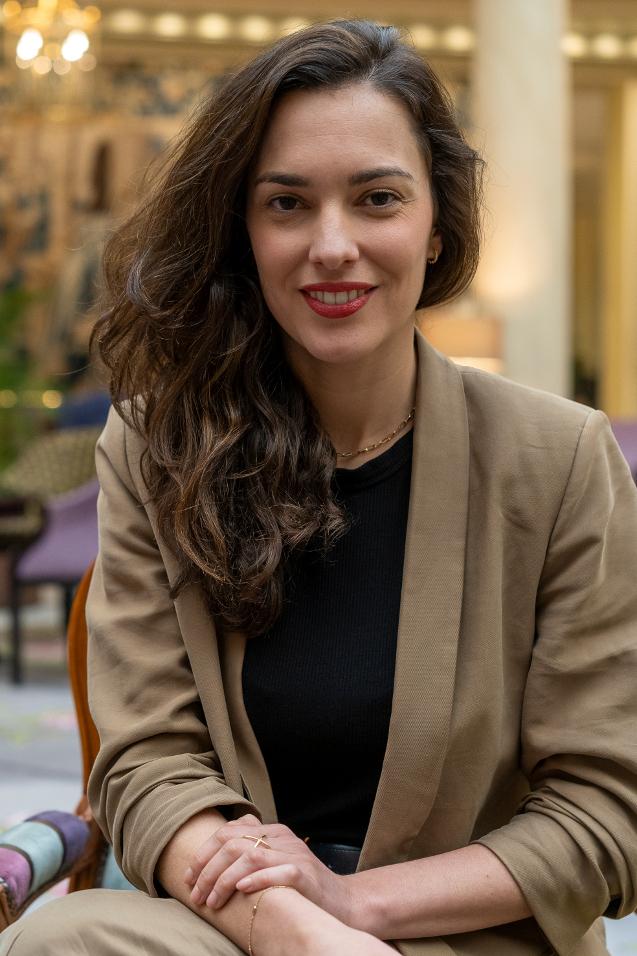 Alba Ruiz, responsable de desarrollo de negocio de Alibaba Group para España y Portugal