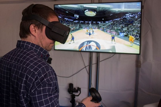 Realidad virtual y 5G. Proyecto de Telefónica en Málaga.