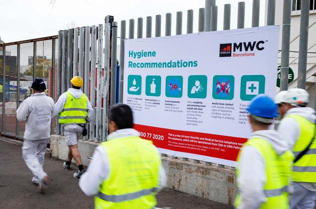 Plan de salud y seguridad para el MWC21 de la GSMA