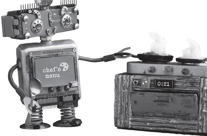 Robotizar procesos implica rediseñarlos