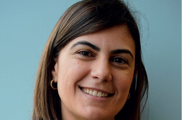 Patricia Núñez, de Lenovo.