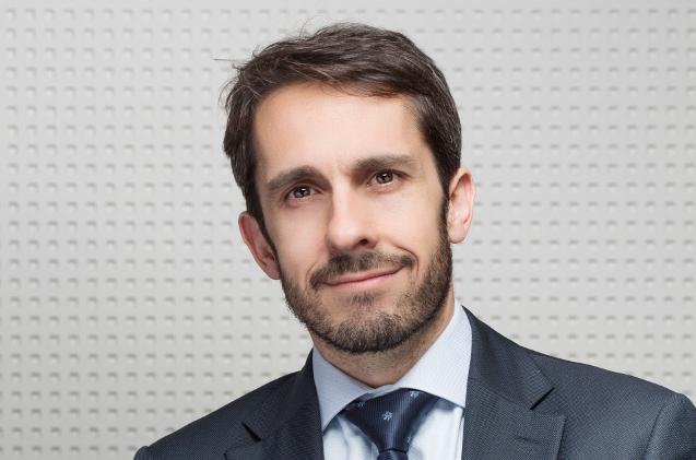 Álvaro Morán, de HPE.