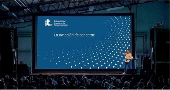 Presentación de la nueva imagen corporativa de COIT y AEIT.
