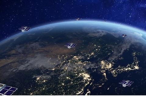 Sateliot consigue financiación para su proyecto de nanosatélites.