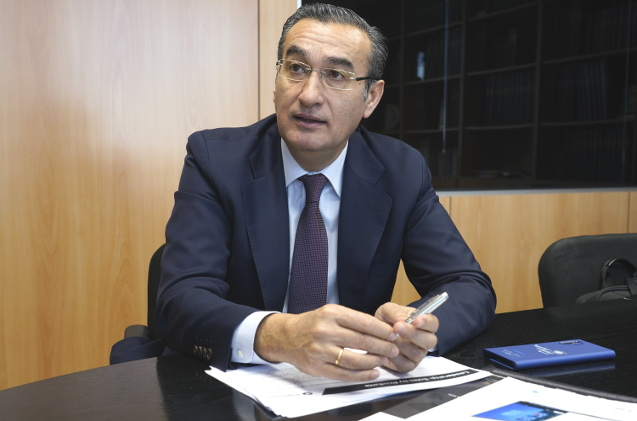 José María García, country manager de Esprinet.