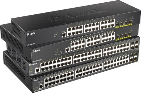 DLink switches