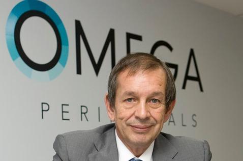 Javier Fernández, socio director de Omega Peripherals