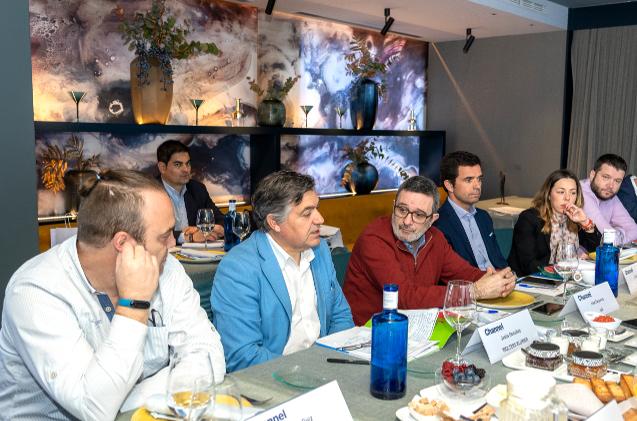En el debate se dieron cifras sobre la evolución del negocio del software de gestión en España.