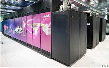 Ya está en marcha Hawk, el nuevo superordenador de Open Telekom Cloud