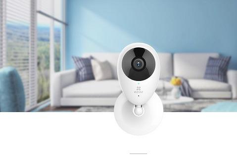Video vigilancia residencial inalámbrica.