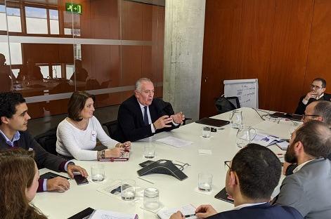 Reunión de AOTEC con la CNMC.