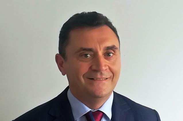Emilio Segovia, Director Comercial del Área Empresas de Iformalia