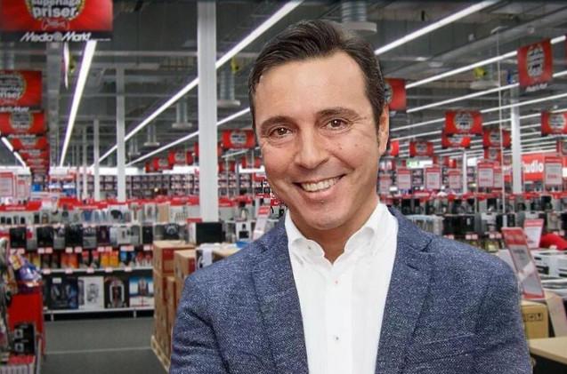 Alberto Álvarez, CEO MediaMarkt Iberia.