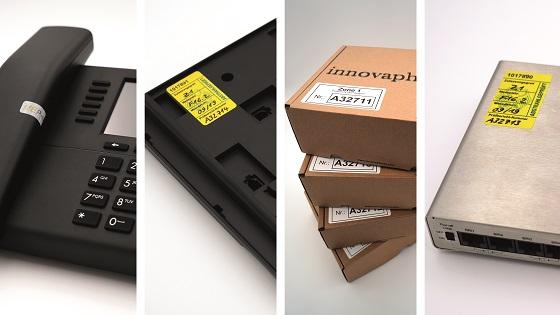 "Dispositivos innovaphone homologados para ""comunicaciones clasificadas"""