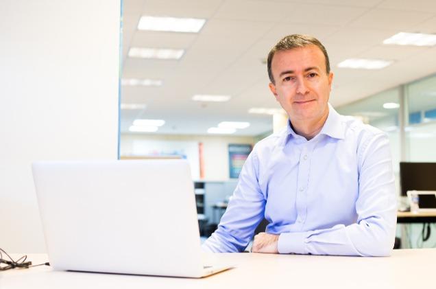 Enrique Polo, country leader de Salesforce en España