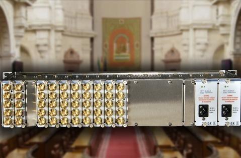 El Parlamento de Andalucía se moderniza.