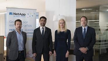 NetApp abre un Digital Sales Hub en Barcelona para EMEA