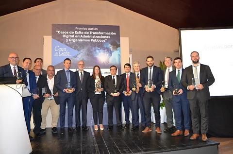 Premiados en la Cena de Gala de la XXVII edición del Congreso&EXPO ASLAN2020