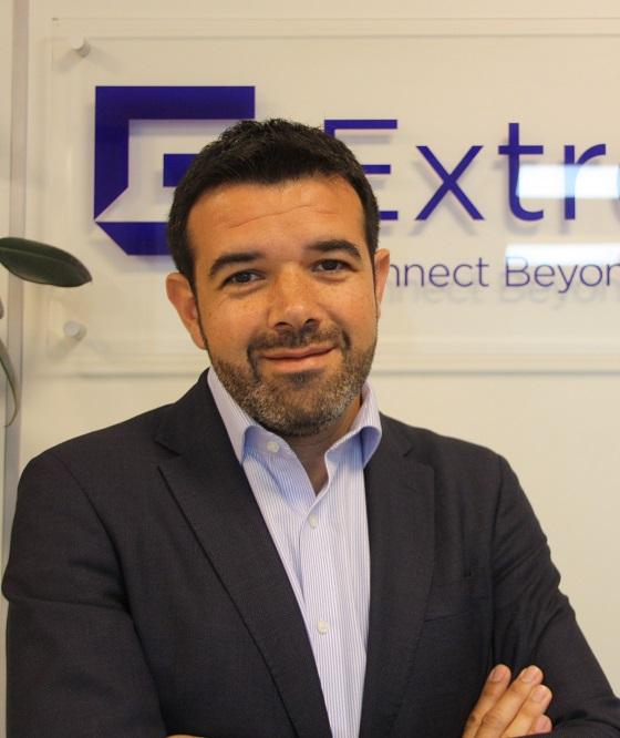 Javier Jiménez, director general de Extreme Networks en España.