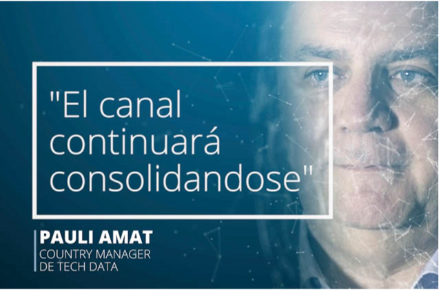 Pauli Amat, country manager de Tech Data