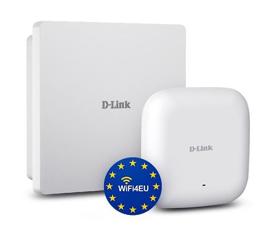 Puntos de acceso Wi-Fi certificados de D-Link