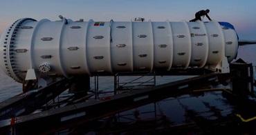 Información bajo el mar: así son los cables y data centres submarinos