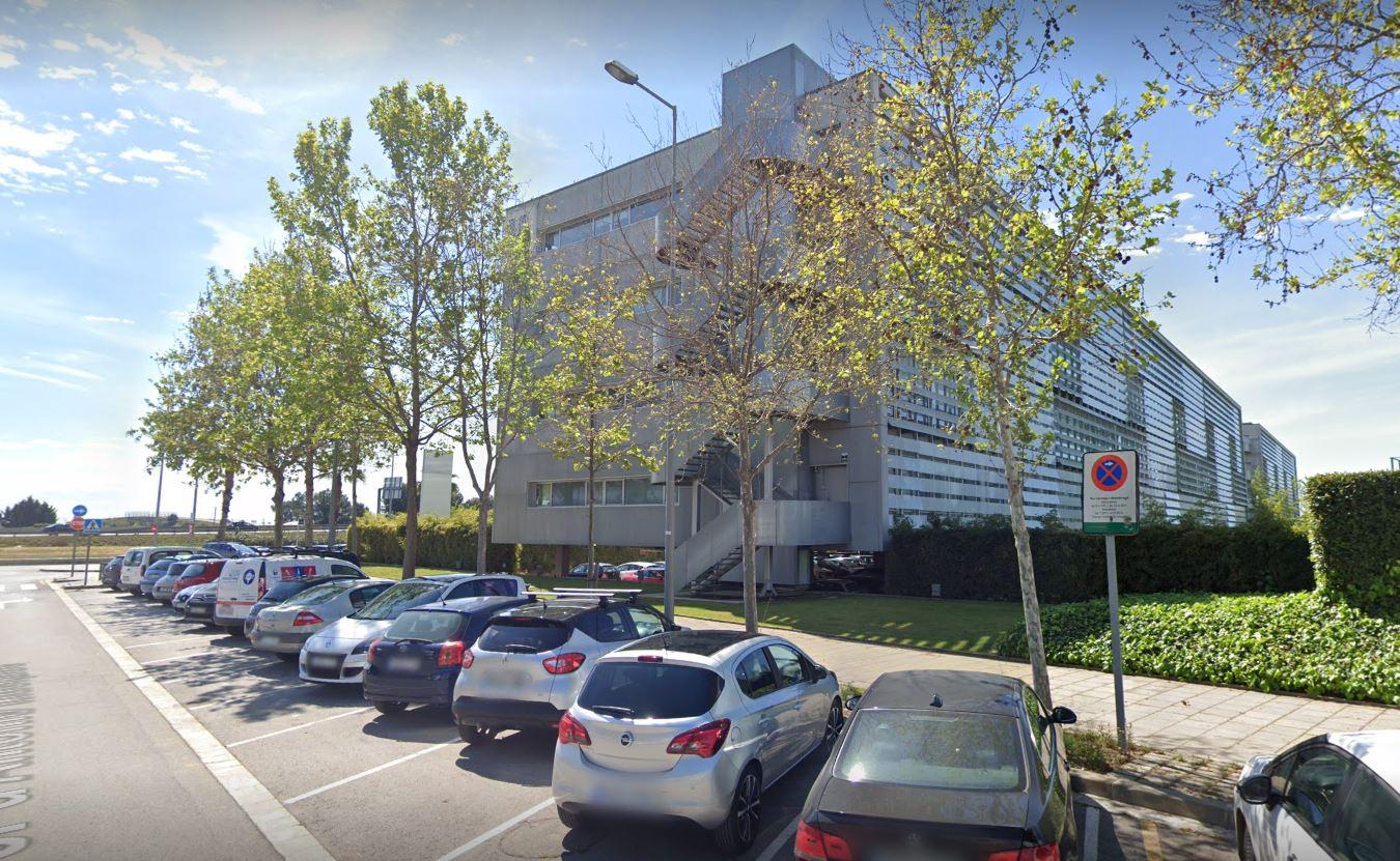 Oficinas de Ingram en Vilandecans (fuente: Googlemaps).