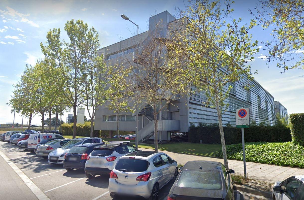 Oficinas de Ingram en Vilandecans.