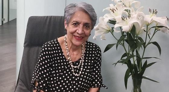 Eva Levy, Senior Advisor en Diversidad y Responsabilidad Social Corporativa.