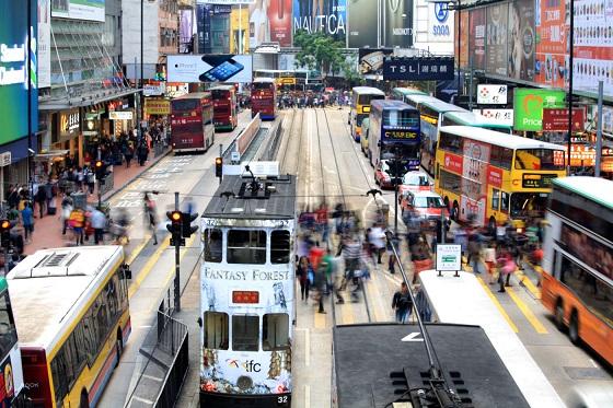 SmarTone despliega 5G en Hong Kong.