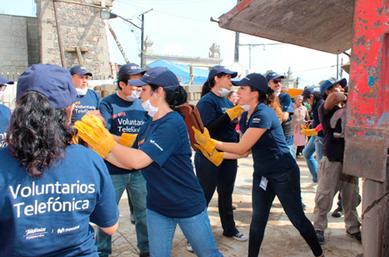 #SumaFuerzas, iniciativa de Fundación Telefónica y Cruz Roja.