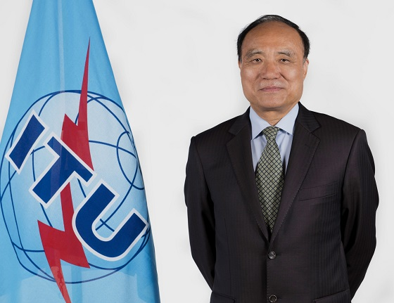 Houlin Zhao, secretario general de la UIT.