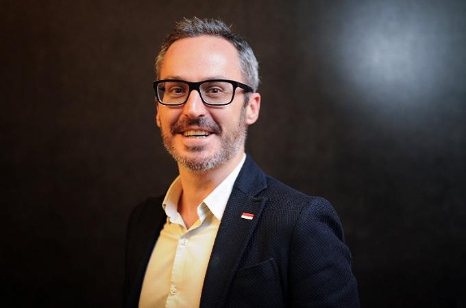 Thomas Kerjan, CEO de Mailinblack