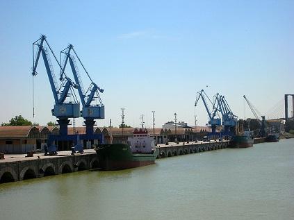 Puerto de Sevilla.