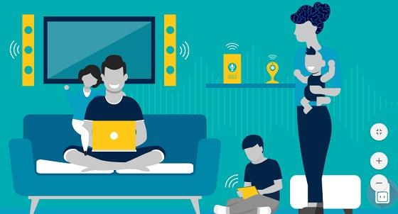 Domótica: la digitalización del hogar.