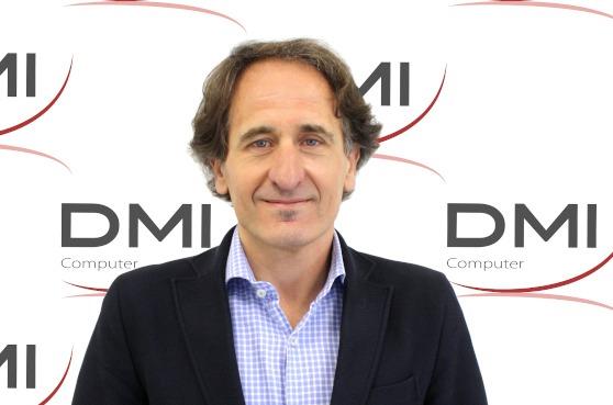 Emilio Sánchez-Clemente, gerente de DMI Computer