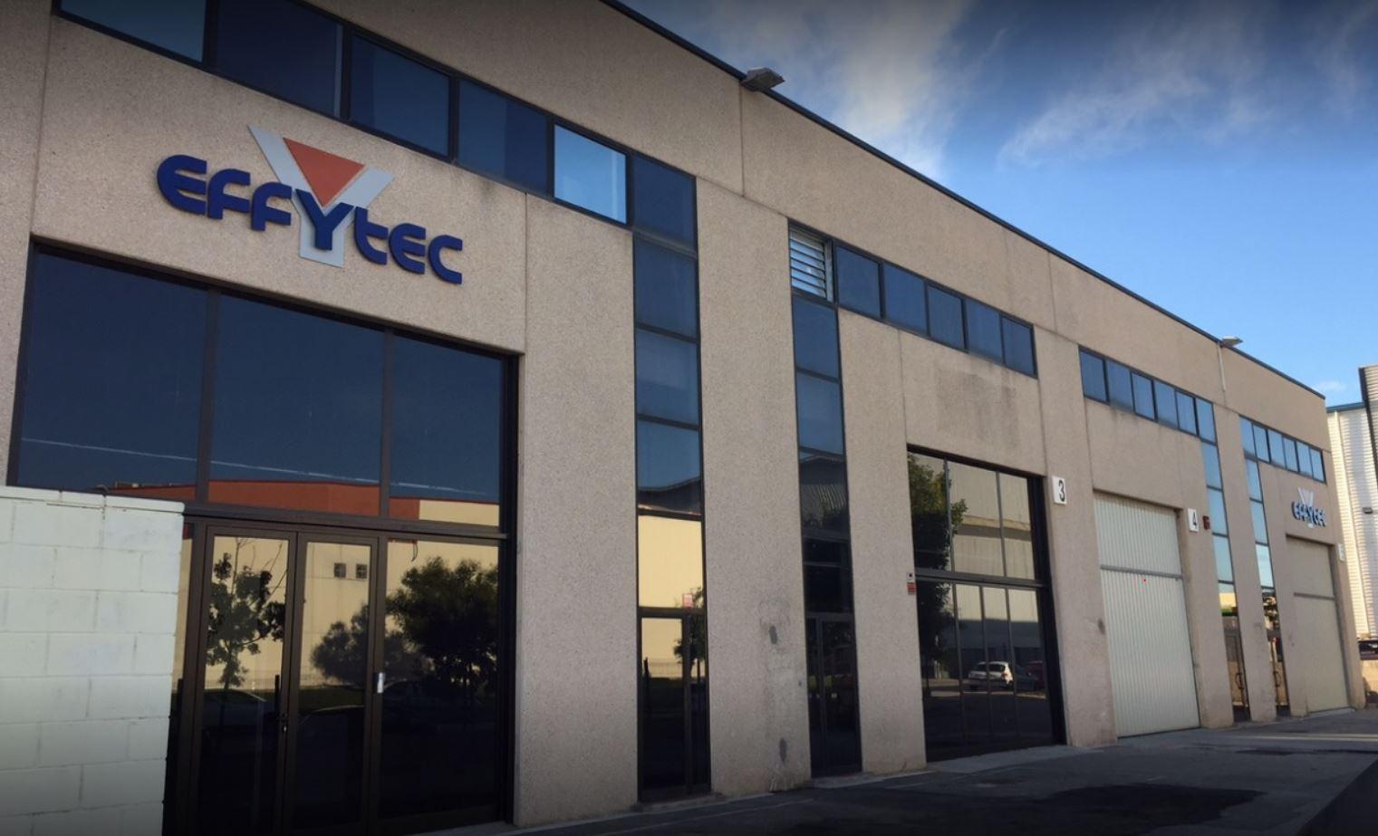 Sede de la empresa Effytec.