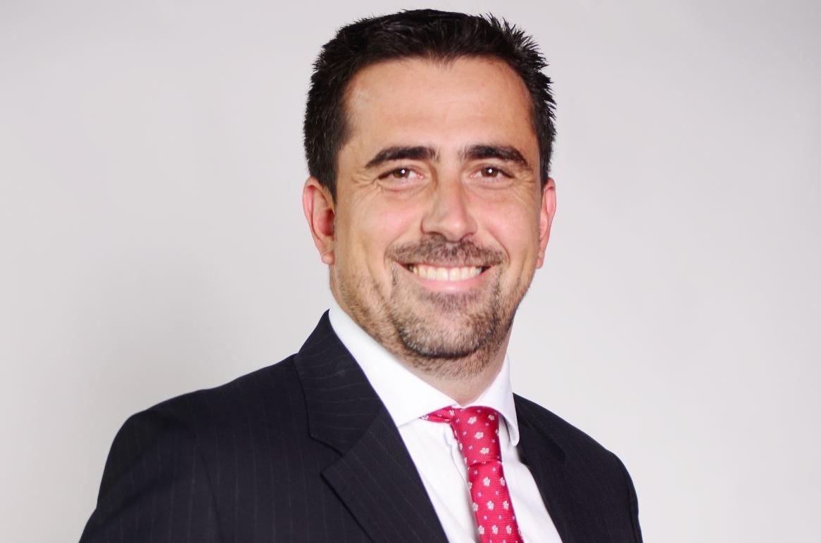 Valentín Pinuaga, country manager de Hitachi Vantara.