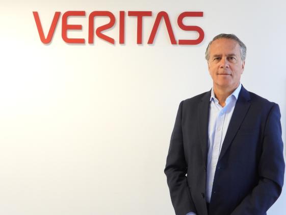 José Manuel Petisco, director general de Veritas