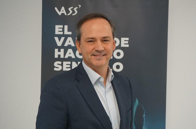 Francisco Javier Latasa, CEO de VASS