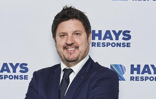Salvador Sicart, Director Hays IT