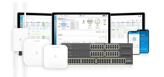 EnGenius añade más funciones a su plataforma cloud de gestión de redes.