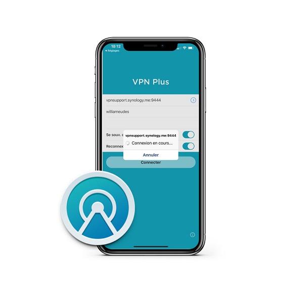 VNP Plus es una aplicación que también está disponible en Android y iOS.