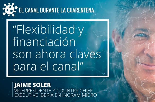 Jaime Soler, country chief executive de Ingram Micro