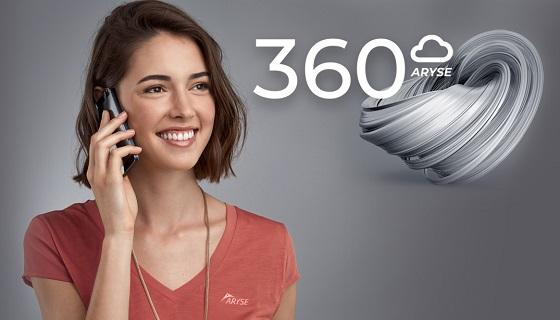 Aryse 360: conectividad, seguridad y colaboración en la nube.