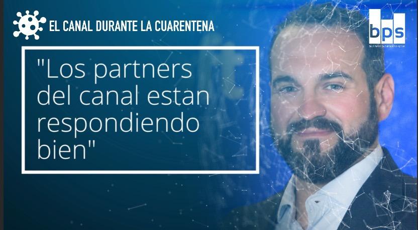 Santiago Oller, de Microsoft.