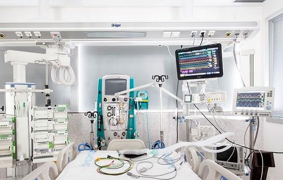 Protección de equipos de electromedicina.