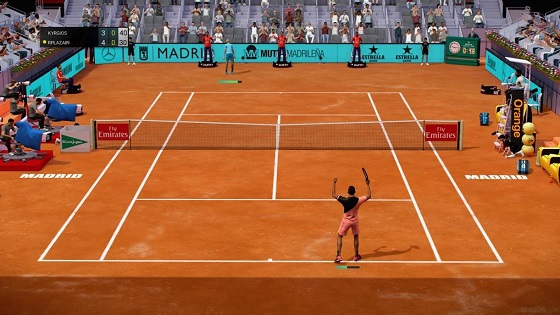 Arranca Mutua Madrid Open Virtual Pro